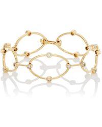 Ileana Makri - Champagne Diamond Bracelet - Lyst