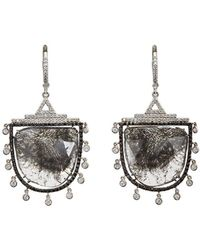 Sharon Khazzam - Danni Earrings - Lyst
