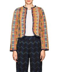 Ace & Jig - Quilted Cotton Reversible Jacket - Lyst
