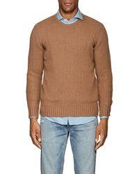 Eleventy - Rib-knit Cashmere Jumper - Lyst