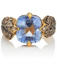 Cathy Waterman - Winged Victory Ring - Lyst