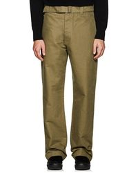 Margaret Howell - Cotton Twill Wide - Lyst