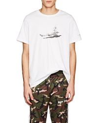 Ovadia And Sons - Graphic Cotton Jersey T - Lyst