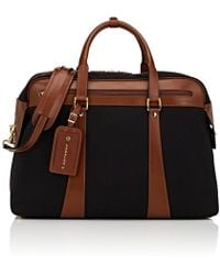 T. Anthony - Canvas & Leather Weekender Duffel - Lyst