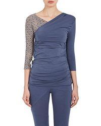 Weargrace - Shakti Lotus-print Cotton - Lyst
