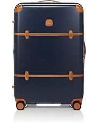 Bric's Bellagio 30 Spinner Suitcase - Blue