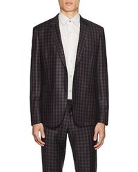 Paul Smith - Kensington Checked Wool Two - Lyst