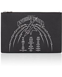 Givenchy - Wolrd Tour Zipped Pouch - Lyst