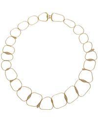 Fernando Jorge - fluid Diamonds Chain Necklace - Lyst