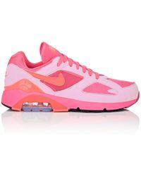Comme des Garçons   Air Max 180 Sneakers   Lyst