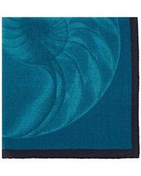 Barneys New York - Snail-print Wool - Lyst