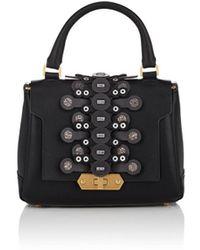 Anya Hindmarch - Bathurst Mini Leather Satchel - Lyst