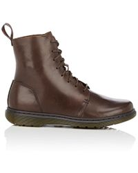 Dr. Martens - Danica Leather Ankle Boots - Lyst