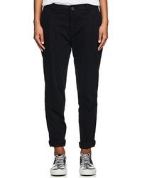 Womens Cotton Tapered Trousers James Perse Ckvgvvu