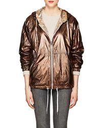 Blank NYC - Reversible Metallic Jacket - Lyst