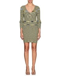 Missoni Space-dyed Cashmere Sweaterdress - Green