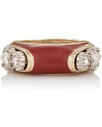 Maison Mayle - Twin Comet Ring - Lyst