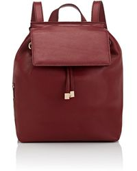 Barneys New York - India Leather Backpack - Lyst