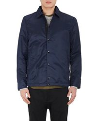 Rag & Bone - Matty Nylon Shirt Jacket - Lyst