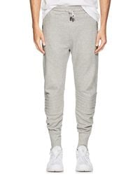Blood Brother - Stand Cotton Fleece Jogger Pants - Lyst
