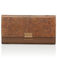 Want Les Essentiels De La Vie - Bradshaw Leather Continental Wallet - Lyst