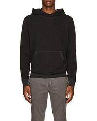 ATM - Cotton-blend Terry Hoodie - Lyst