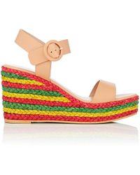 Barneys New York Platform Wedge Sandals Size 7