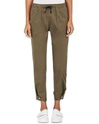 Tim Coppens - Drawstring-waist Stretch-cotton Cargo Pants - Lyst