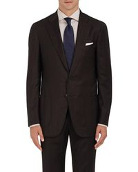 Isaia - Dustin Wool-blend Two - Lyst
