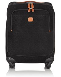 Bric's Life 21 Carry-on Spinner Suitcase - Black