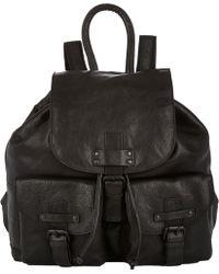 Barneys New York - Men's Flap-front Backpack - Lyst