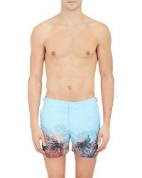 Orlebar Brown   Featherstar Setter Swim Shorts   Lyst
