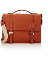Boldrini Selleria | Double-buckle Briefcase | Lyst