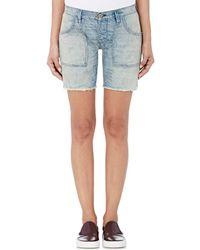 NSF - Chrissy Shorts - Lyst
