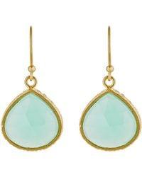 Sonya Renee Jewelry | Nicole Drop Earrings | Lyst