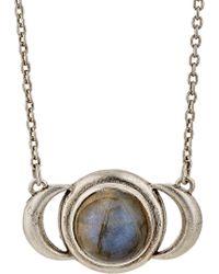 Pamela Love | Luna Reveal Pendant Necklace | Lyst