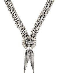 DANNIJO - Anabel Long Necklace - Lyst