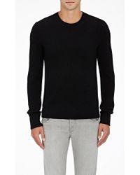 Rag & Bone Kaden Cashmere Sweater - Black
