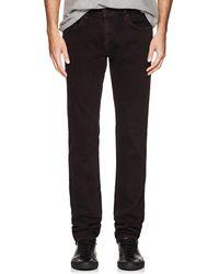 J Brand Tyler Slim Jeans - Black