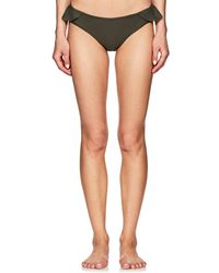 OndadeMar - Every Day Ruffle Seersucker Bikini Bottom - Lyst