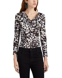 Koche Leopard-print Tech - Black