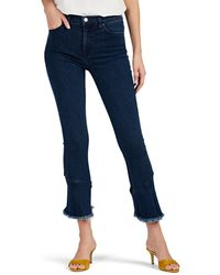 IRO Berry Flared Jeans - Blue