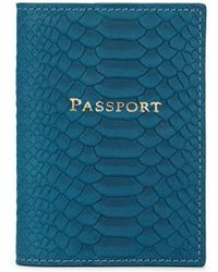 Barneys New York - Passport Case - Lyst