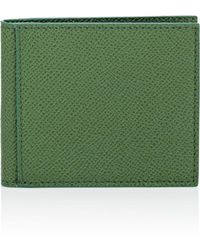 Barneys New York - Mini Leather Billfold - Lyst