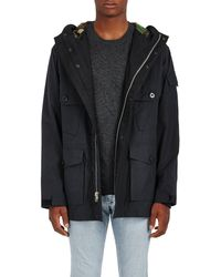 Rag & Bone - Miles Cotton Canvas Field Jacket - Lyst