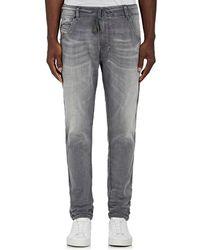 Mens Thavar JoggJeans Sweatpants Diesel Online For Sale FujmIVE4
