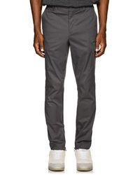 ATM - Cotton Cargo Pants - Lyst