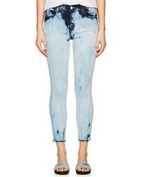 J Brand Alana High-rise Crop Skinny Jeans - Blue