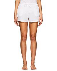 Skin - Winona Cotton Shorts - Lyst