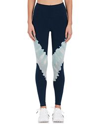 Electric and Rose - Sunset Stretch-cotton Leggings - Lyst